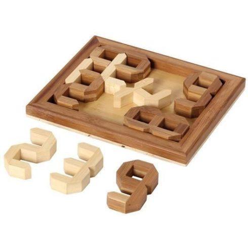Logikai kirakó - Számok 0-9