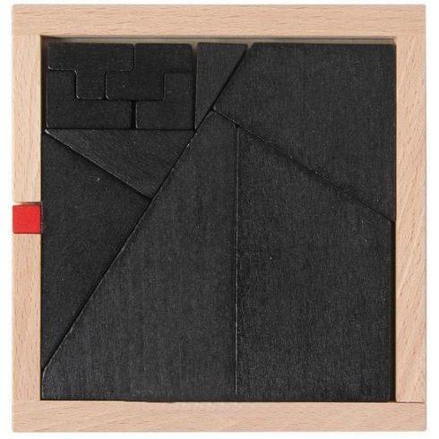 Logikai kirakó - A kis piros kocka