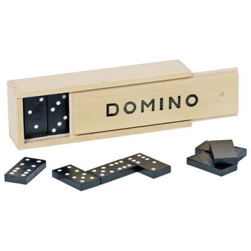 Klasszikus dominó fából