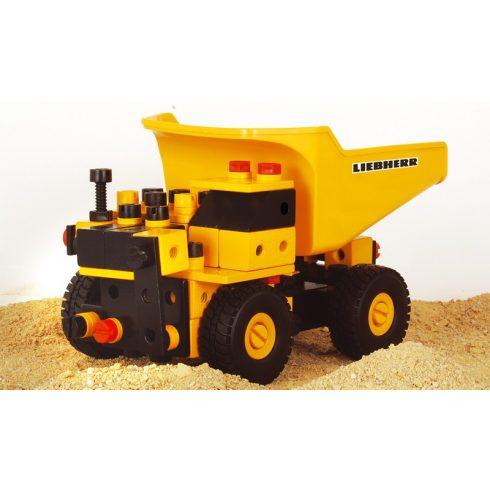 Fa szerelőjáték - Billenős teherautó