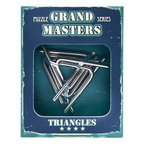 Eureka fém ördöglakat - Triangles