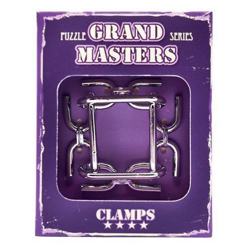 Eureka fém ördöglakat - Clamps