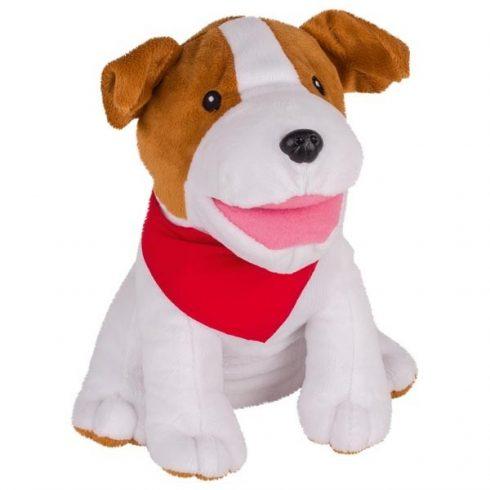 Plüss kézbáb - Kutya