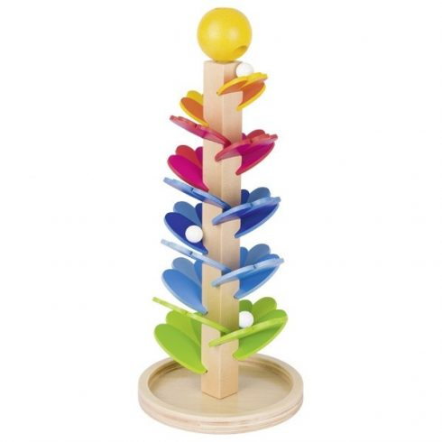Pagoda golyós játék