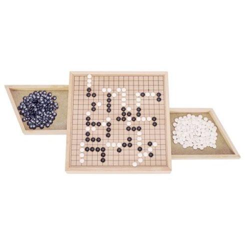 Logikai társasjáték - GO