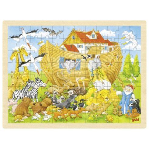 Fa kirakó - Noé bárkája