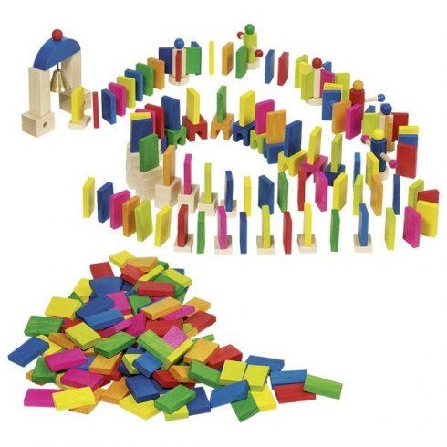 Domino Futam építőjáték, 247 db-os
