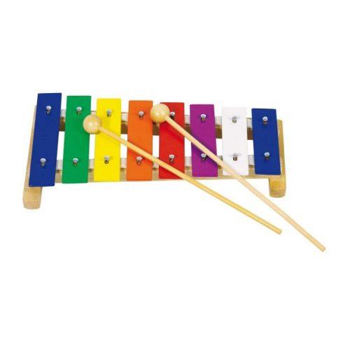Színes xilofon