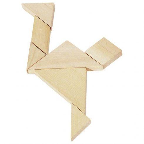 Logikai kirakó - Tangram