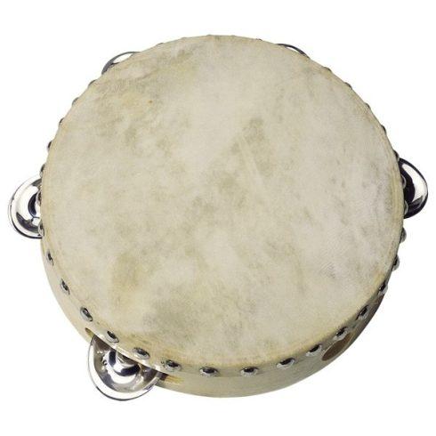 Csörgődob, tamburin